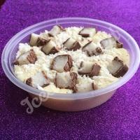 Coconut Bounty FudgePod