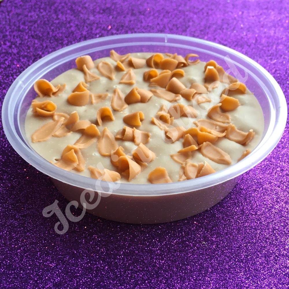NEW Salted Caramel FudgePod