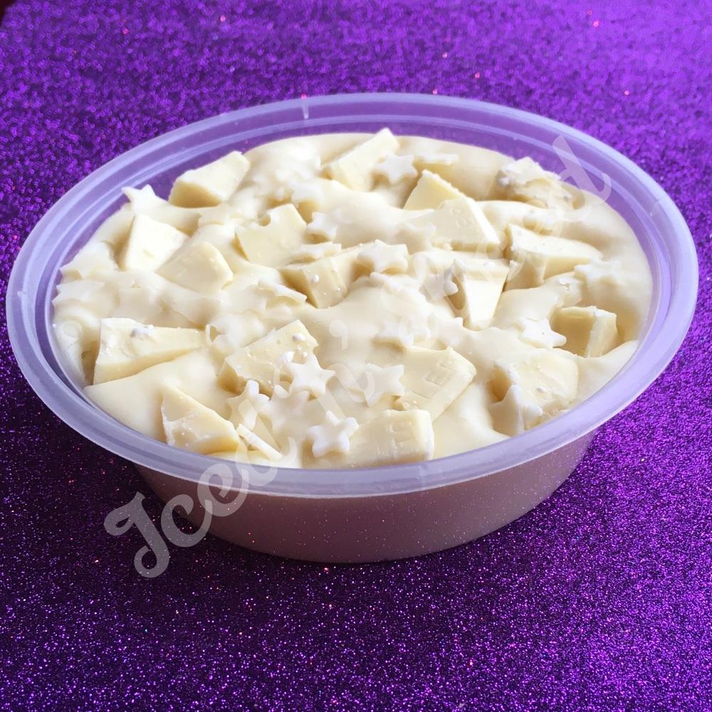 White Toblerone FudgePod