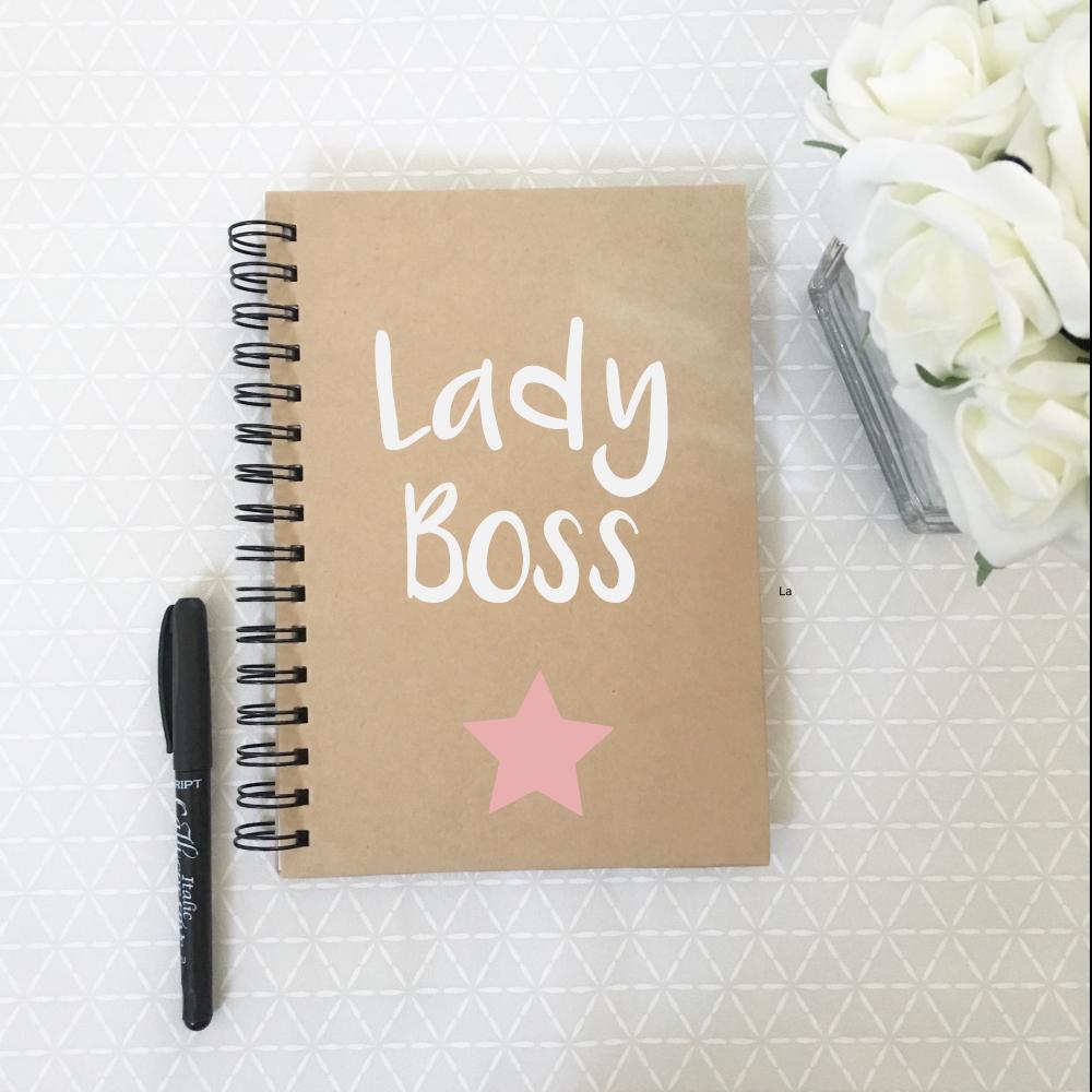 Lady Boss Notebook