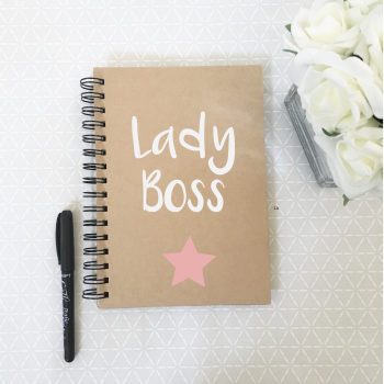Lady Boss Notebook