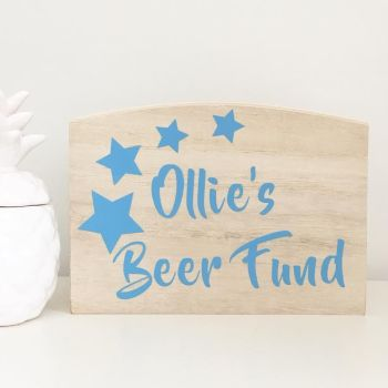 The Beer Fund Box