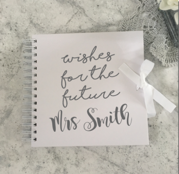 Wishes for the Mrs Book