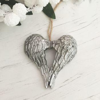 Angel wings decoration