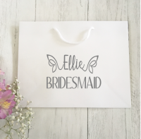 Personalised Bridal Gift Bag
