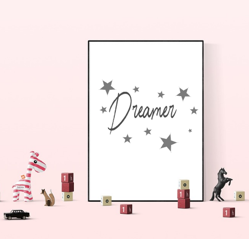 Dreamer Print