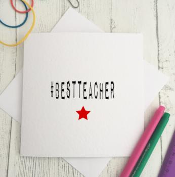 #Bestteacher