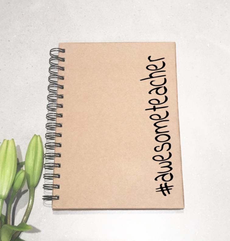 #awesometeacher Notebook