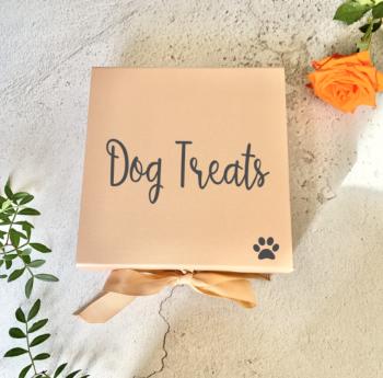 Dog Treat Box