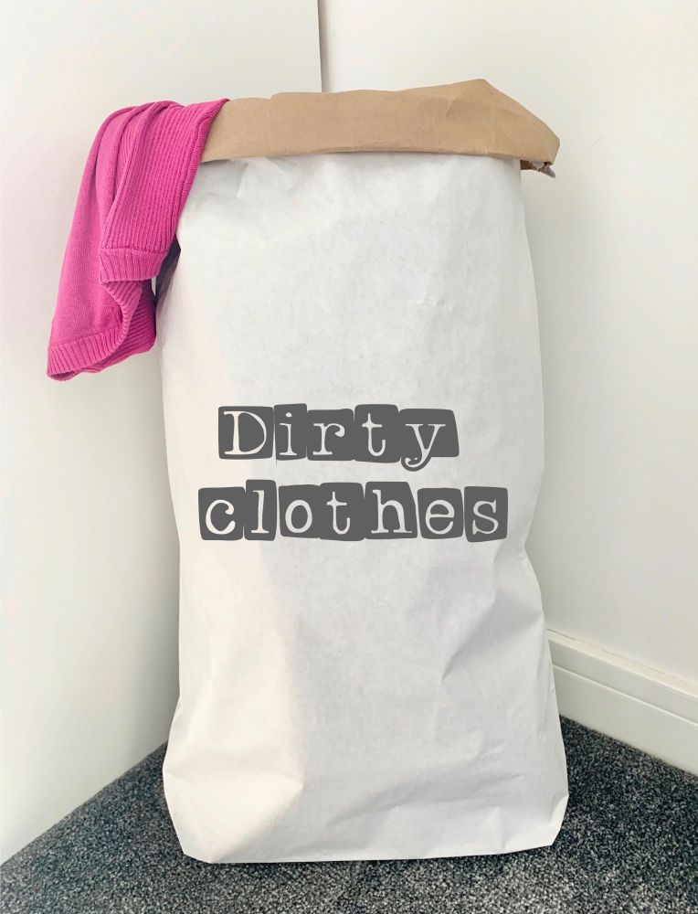 Dirty Clothes Sack