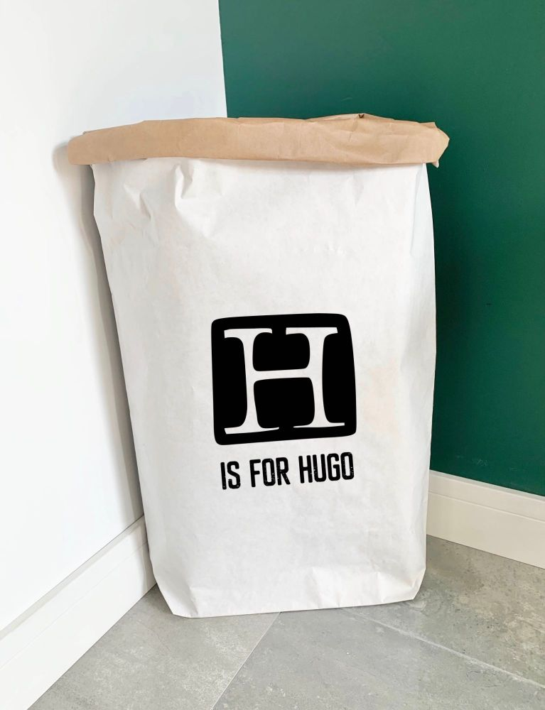 H is For Hugo Sack