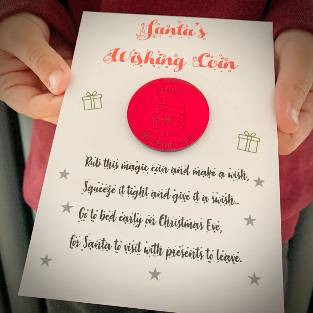 Santa's Wishing Coin