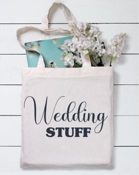Wedding Stuff Tote