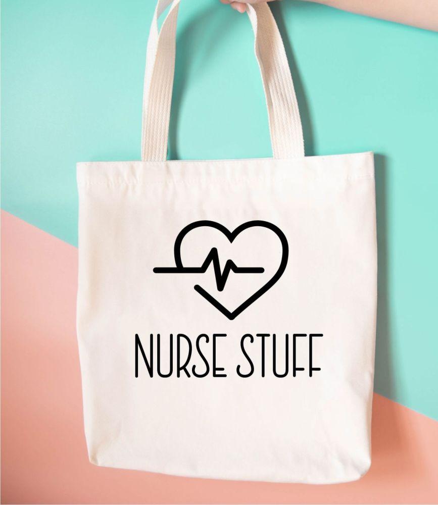 Nurse Stuff Tote