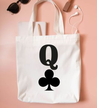 Queen of the Club Tote