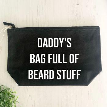 Beard Stuff Bag