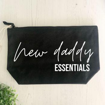 New Daddy Essentials Bag