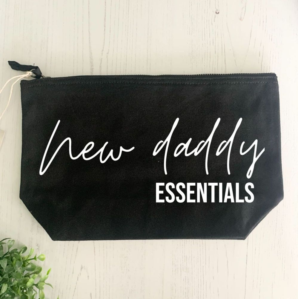 New Daddy Essentials Bag