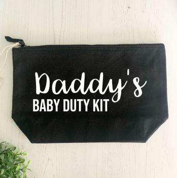 Daddy Baby Duty Kit