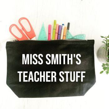 Teacher Stuff Case