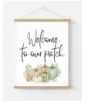 Welcome to our Patch Print