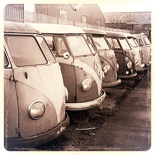 Camper / Bus parts.