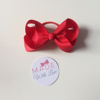 "3"" Bobble - Red"