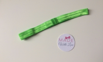 Changeable Soft Elastic Headband - Green
