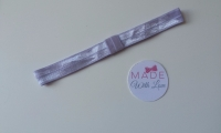 Changeable Soft Elastic Headband - Lilac