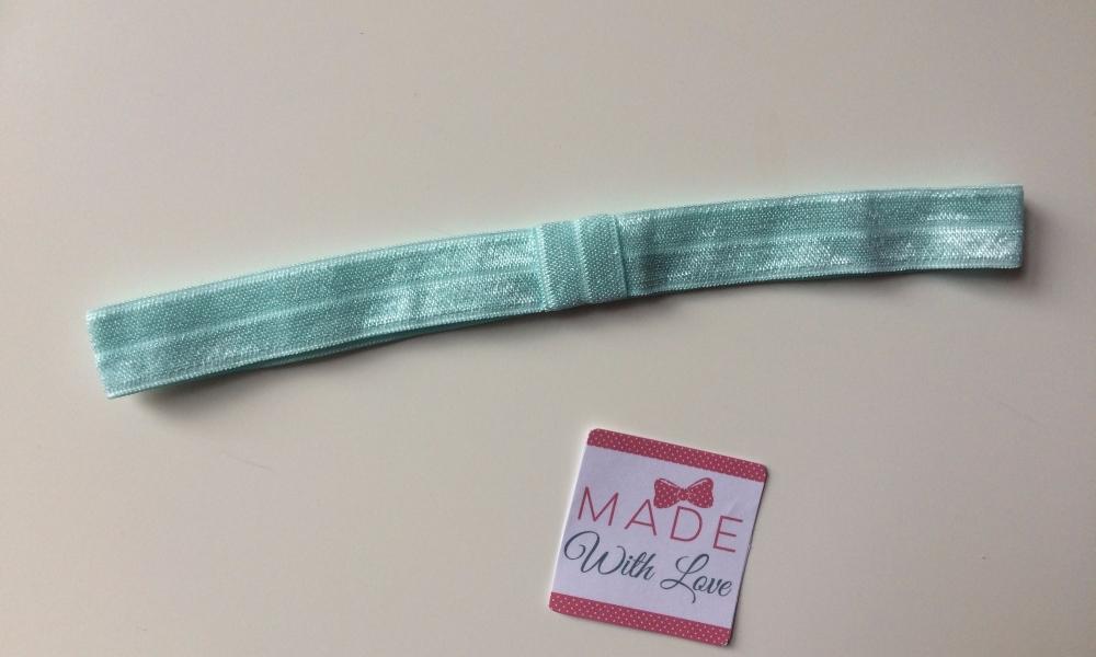 Changeable Soft Elastic Headband - Crystalline