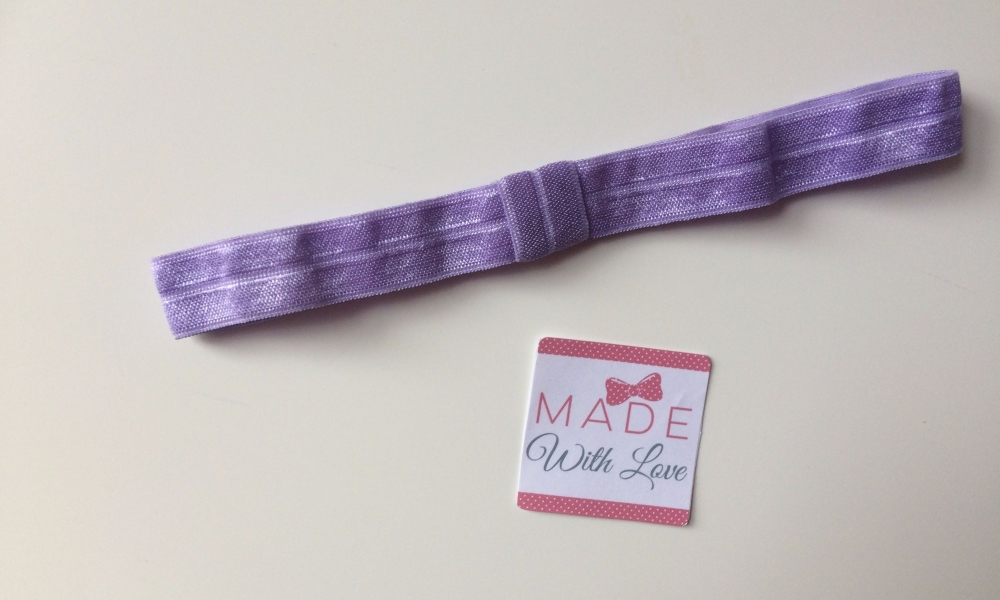 Changeable Soft Elastic Headband - Fresco
