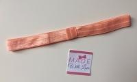Changeable Soft Elastic Headband - Peach