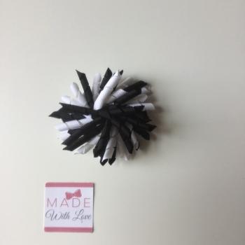 Corker Clip - Black & White