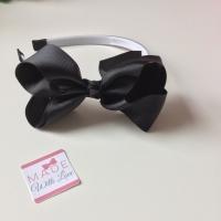 Black Alice Headband