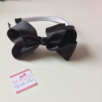 Black Alice Headband