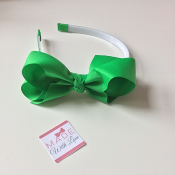 Green Alice Headband