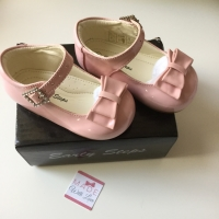 Bow Shoes - Pink