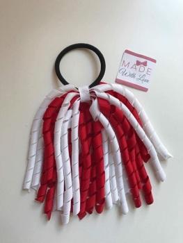 Corker Bobble Red & White