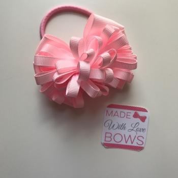 """3.5"""" Loop Bobble - Baby Pink"""