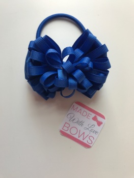 "3.5"" Loop Bobble - Royal Blue"