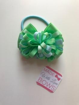 """3.5"""" Loop Bobble - Mint Green"""