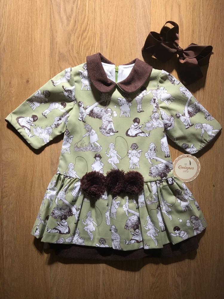 Quinper Dress