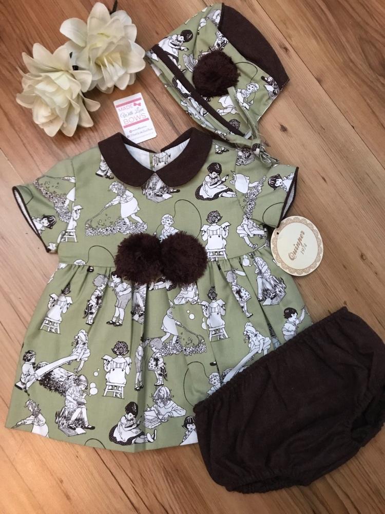 Quinper Dress Set