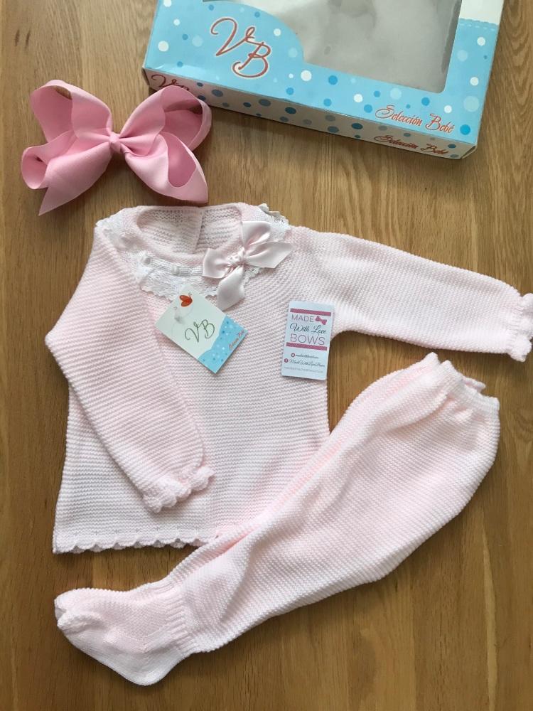 Knitwear Spanish Set