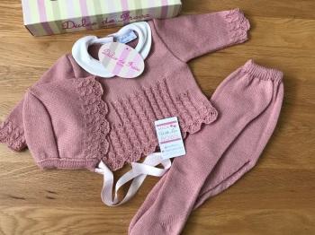 Dulce De Fresa Knitwear Outfit