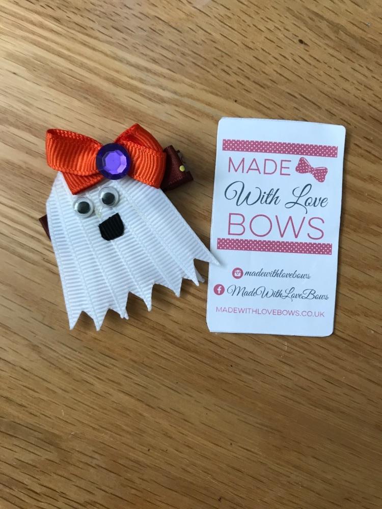 Halloween Ghost Clip