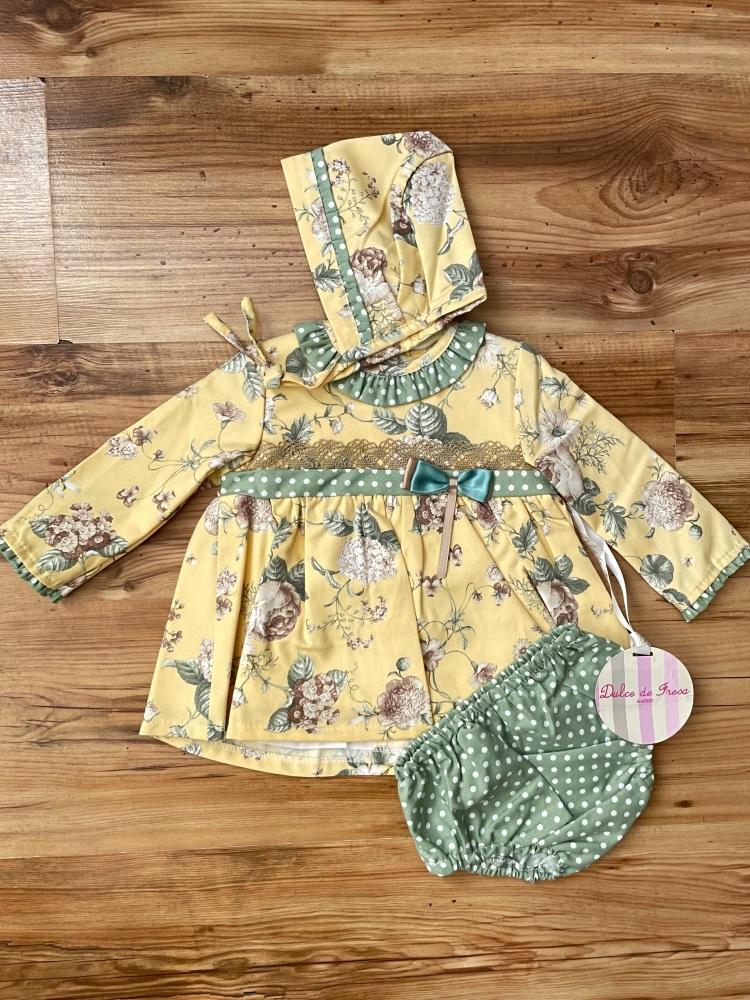 Dulce De Fresa Dress Set