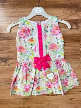 Kinder Floral Dress
