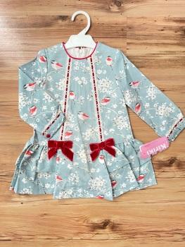 Kiriki Drop Waist Dress