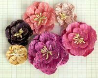 Prima Paper Flowers - Labelle Pink Marble